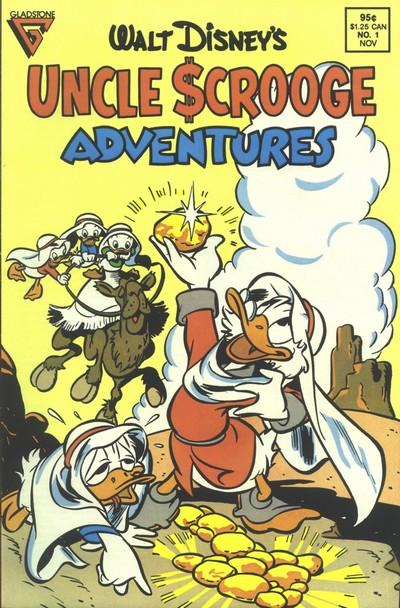 Uncle Scrooge Adventures #1 – 54 (1987-1998)