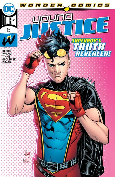 Young Justice #15 (2020)