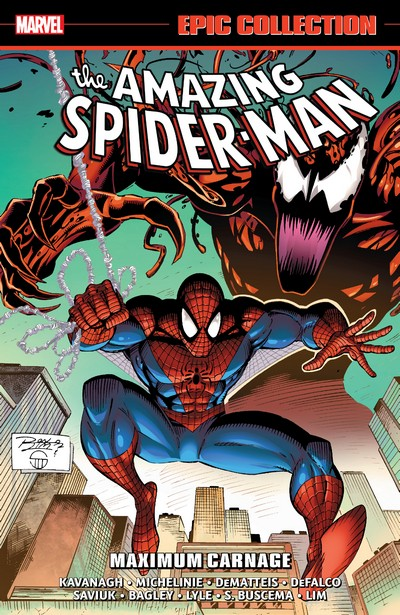 Amazing Spider-Man Epic Collection Vol. 25 – Maximum Carnage (2020)
