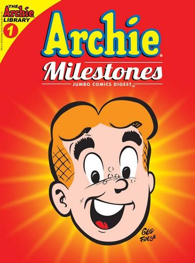 Archie Milestones Digest #1 – 12 (2019-2021)