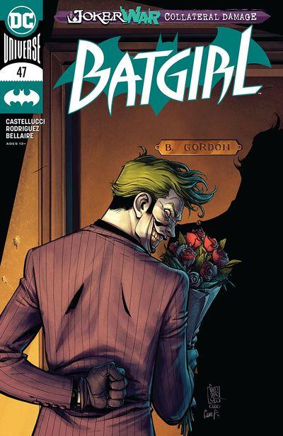 Batgirl #47 (2020)