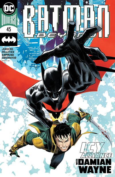 Batman Beyond #45 (2020)