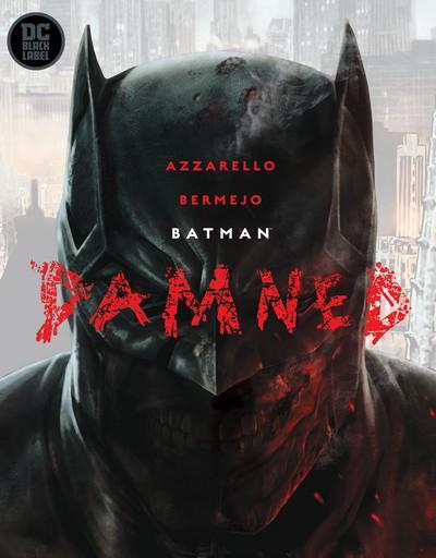 Batman – Damned (TPB) (2019)