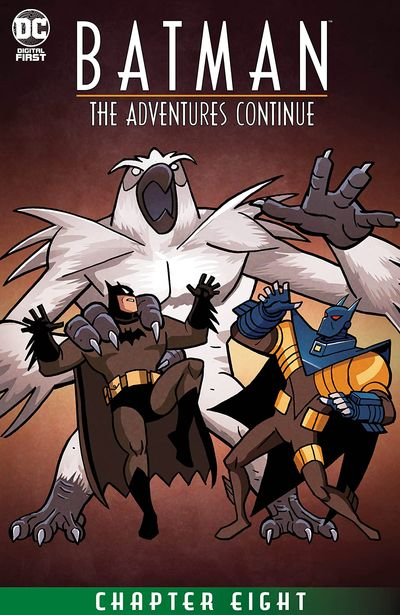 Batman – The Adventures Continue #8 (2020)