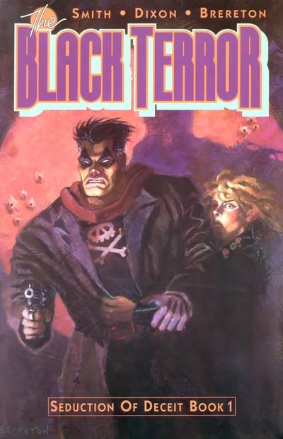 Black Terror #1 – 3 (1989-1990)