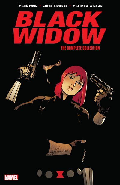 Black Widow by Waid & Samnee – The Complete Collection (2020)