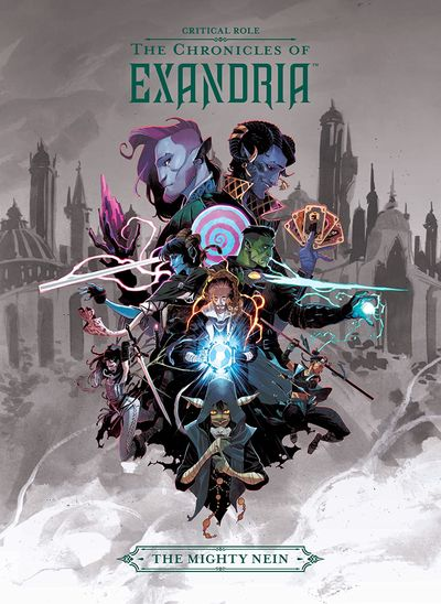 Critical Role – The Chronicles of Exandria – The Mighty Nein (2020)