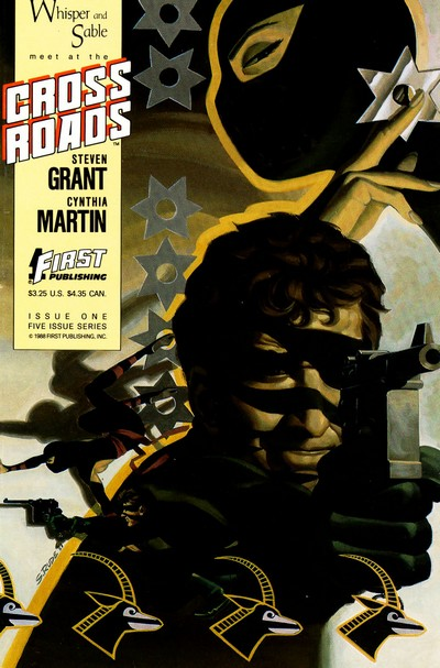 Crossroads #1 – 5 (1988)