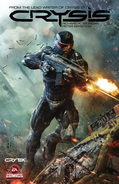 Crysis – Collected Edition (TPB) (2012)