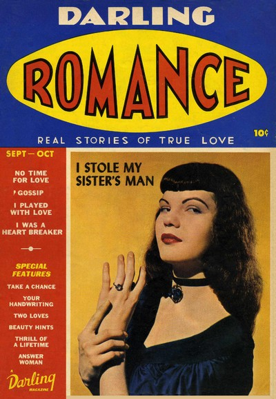 Darling Romance #1 – 7 (1949-1951)