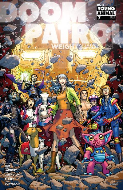 Doom Patrol – Weight of the Worlds #7 (2020)