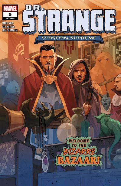Dr. Strange – Surgeon Supreme #5 (2020)