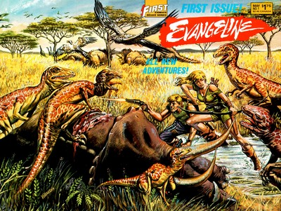 Evangeline #1 – 12 (1987-1989)