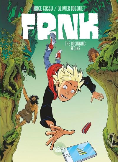 FRNK #1 – 6 (2018-2020)