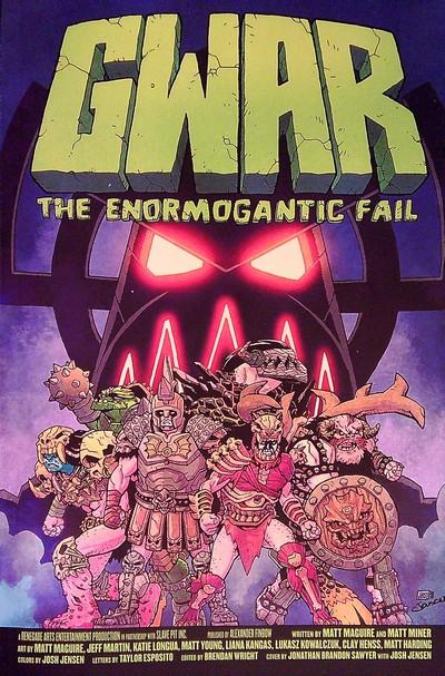 GWAR – The Enormogantic Fail (2019)
