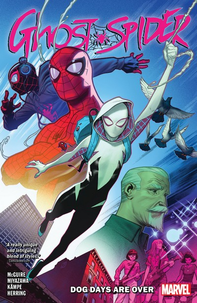 Ghost-Spider Vol. 1 – Dog Days Are Over (TPB) (2020)