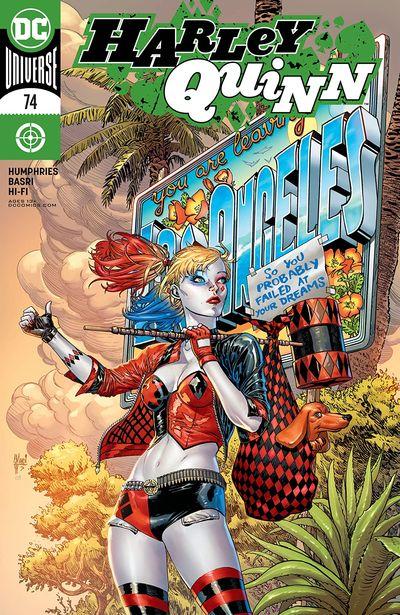 Harley Quinn #74 (2020)
