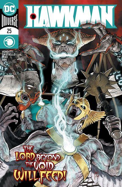 Hawkman #25 (2020)