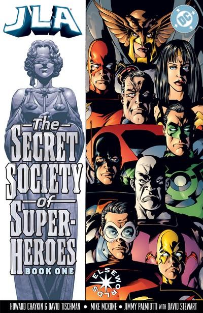 JLA – Secret Society of Super-Heroes #1 – 2 (2000)
