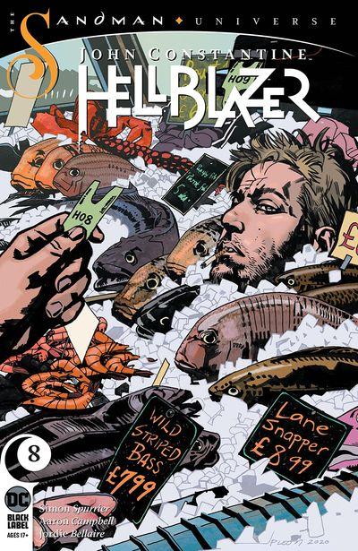 John Constantine – Hellblazer #8 (2020)