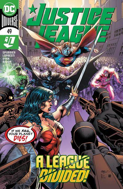 Justice League #49 (2020)