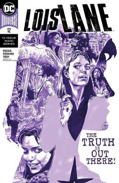 Lois Lane #12 (2020)