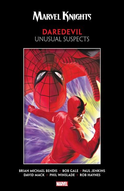 Marvel Knights Daredevil by Bendis, Jenkins, Gale & Mack – Unusual Suspects (2019)