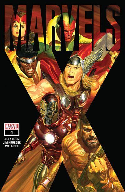 Marvels X #4 (2020)