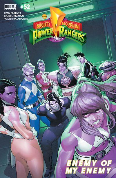 Mighty Morphin Power Rangers #52 (2020)