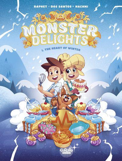 Monster Delights #1 – The Heart of Winter (2020)