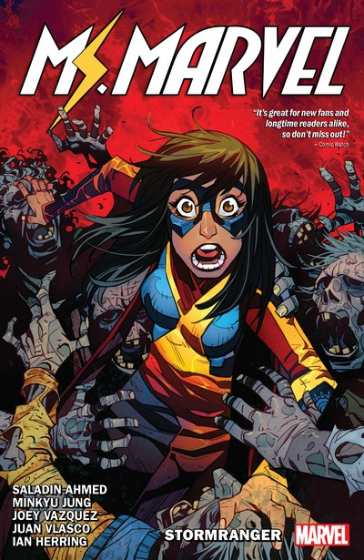 Ms. Marvel by Saladin Ahmed Vol. 2 – Stormranger (TPB) (2020)