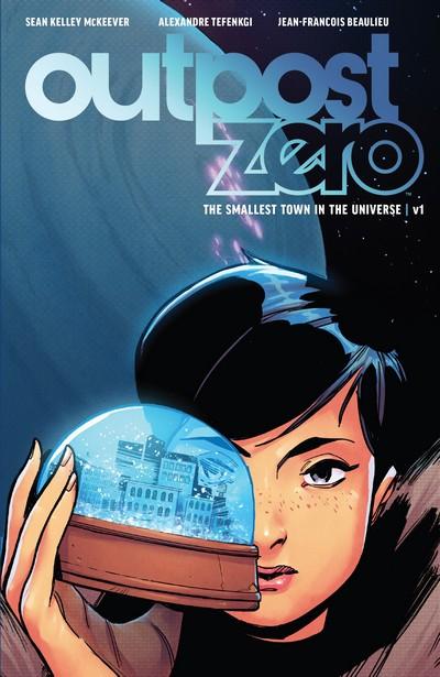 Outpost Zero Vol. 1 (TPB) (2018)