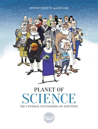 Planet of Science – The Universal Encyclopedia of Scientists (2020)