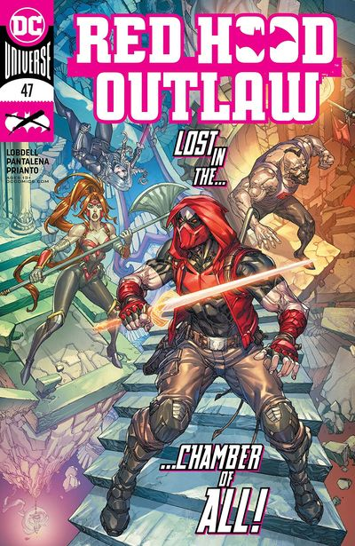 Red Hood – Outlaw #47 (2020)