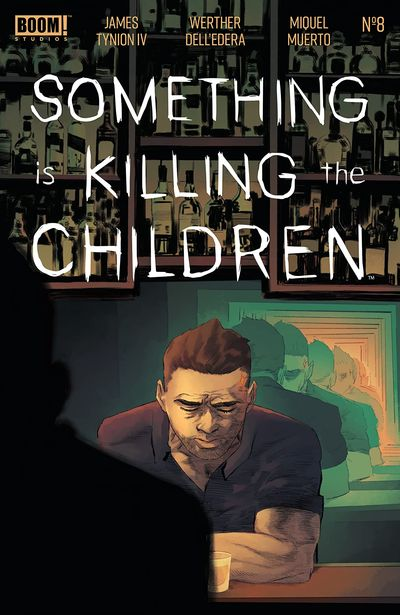 Something is Killing the Children #8 (2020)