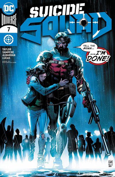 Suicide Squad #7 (2020)
