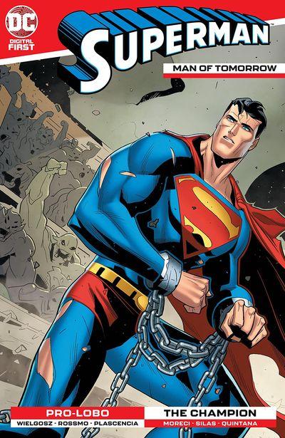 Superman – Man of Tomorrow #10 (2020)