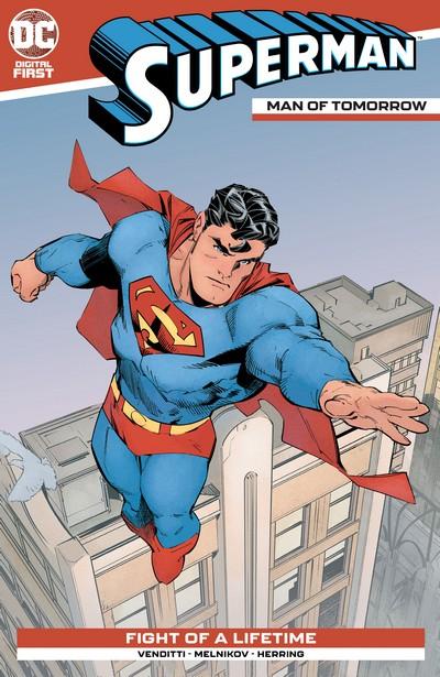 Superman – Man of Tomorrow #11 (2020)