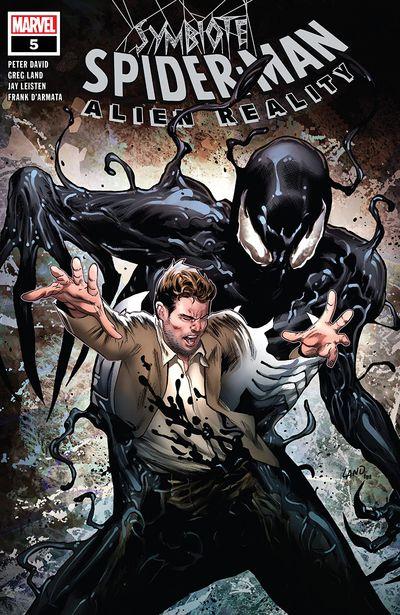 Symbiote Spider-Man – Alien Reality #5 (2020)
