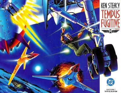 Tempus Fugitive #1 – 4 (1990-1991)
