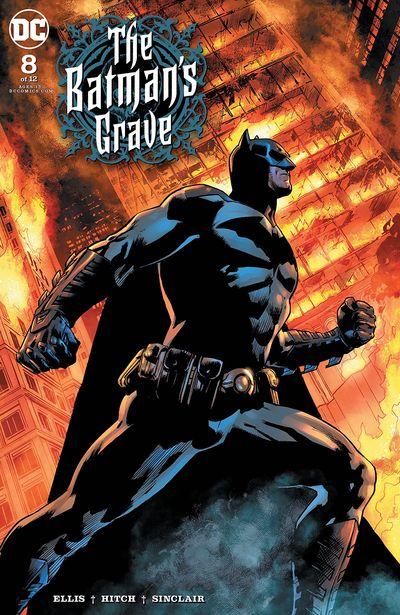 The Batman's Grave #8 (2020)