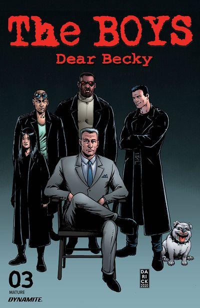 The Boys – Dear Becky #3 (2020)