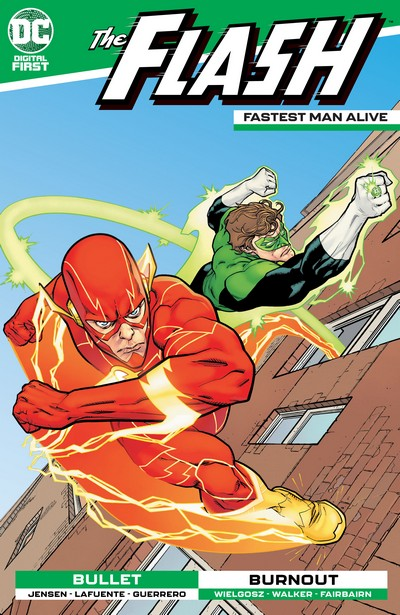 The Flash – Fastest Man Alive #10 (2020)