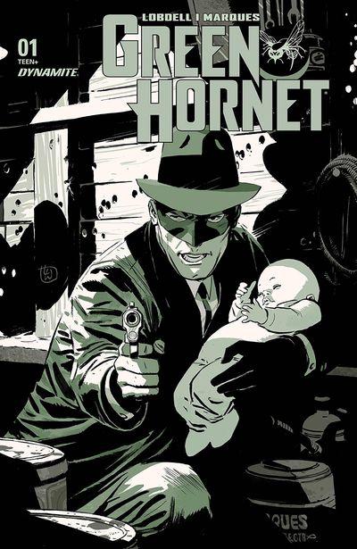 The Green Hornet #1 (2020)