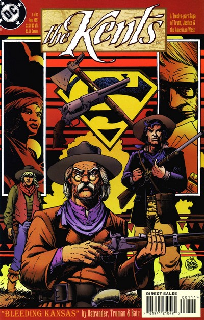 The Kents #1 – 12 (1997-1998)