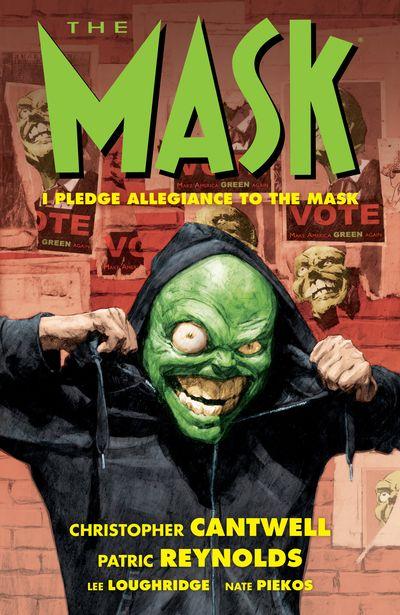 The Mask – I Pledge Allegiance to the Mask (TPB) (2020)