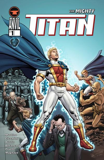 The Mighty Titan #1 – 6 (2013-2016)
