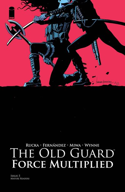 The Old Guard – Force Multiplied #5 (2020)