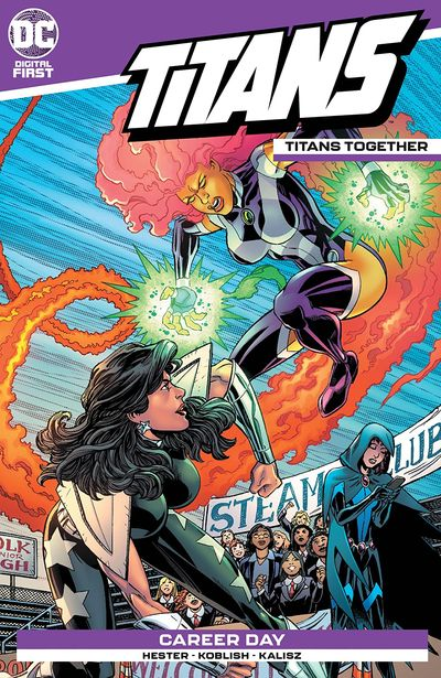 Titans – Titans Together #4 (2020)