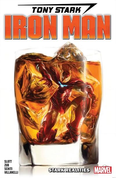 Tony Stark – Iron Man Vol. 2 – Stark Realities (TPB) (2019)